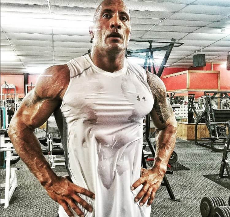 How Many Hours A Day Does The Rock Workout?